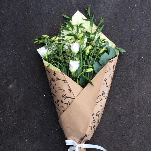 Ключевой момент: букеты цветов на заказ Flowwow