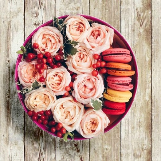 Ману: букеты цветов на заказ Flowwow