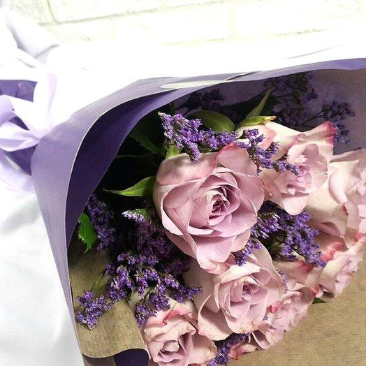 Виолина: букеты цветов на заказ Flowwow