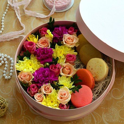 Сладость!: букеты цветов на заказ Flowwow