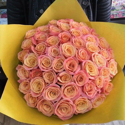 Букет фламинго : букеты цветов на заказ Flowwow