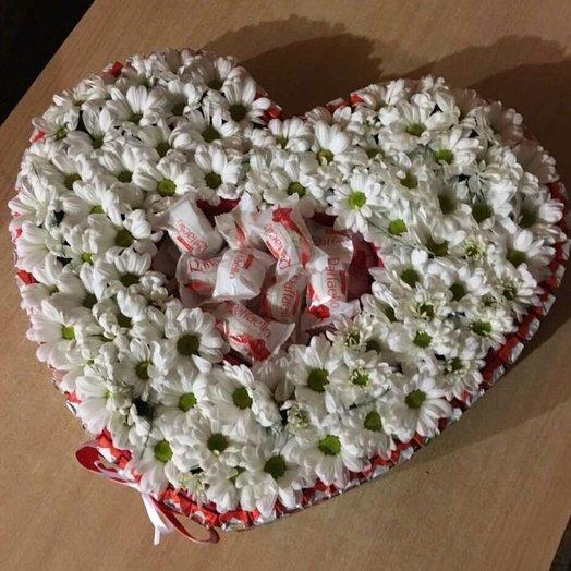 Миллион сладостей: букеты цветов на заказ Flowwow