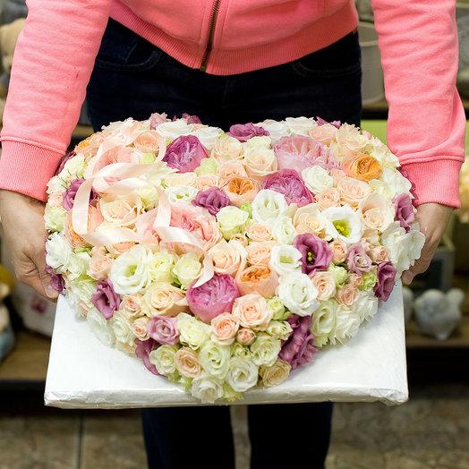 Сердце из цветов Джейн Остин