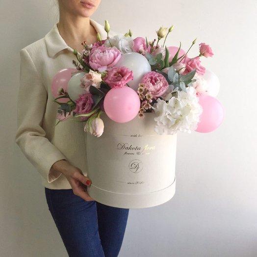 Бабл Гам: букеты цветов на заказ Flowwow