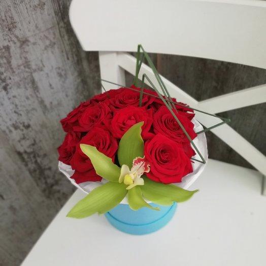 Рокстар комплимент: букеты цветов на заказ Flowwow