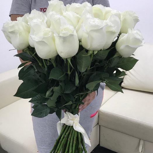 Белоснежное Облако: букеты цветов на заказ Flowwow