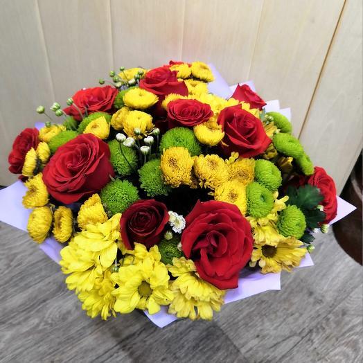 Викс: букеты цветов на заказ Flowwow