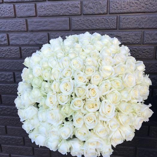 Снежинка ❄️: букеты цветов на заказ Flowwow
