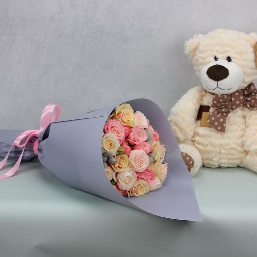 Лира: букеты цветов на заказ Flowwow