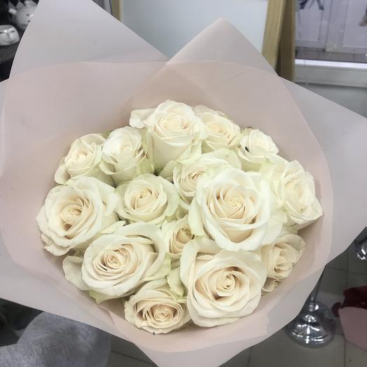 Букет «Для восторга»: букеты цветов на заказ Flowwow
