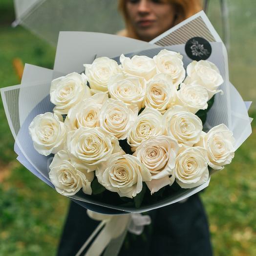 МОНО 21: букеты цветов на заказ Flowwow