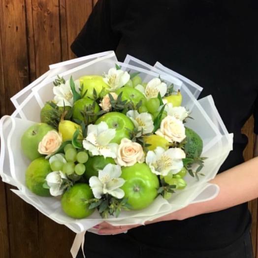 Детокс: букеты цветов на заказ Flowwow