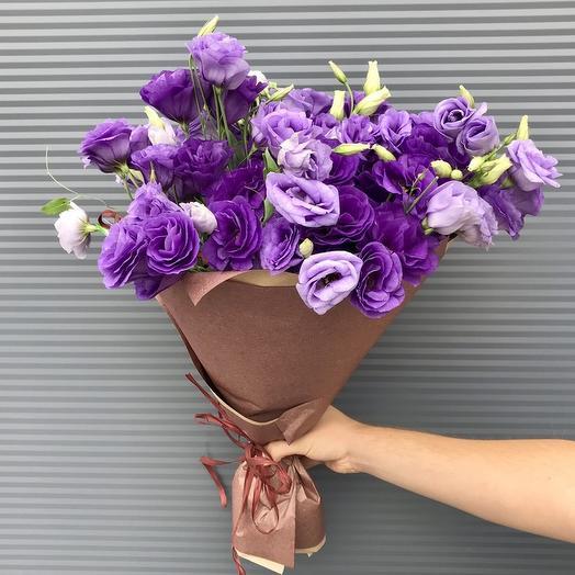 Букет цветов «Ваолет»: букеты цветов на заказ Flowwow