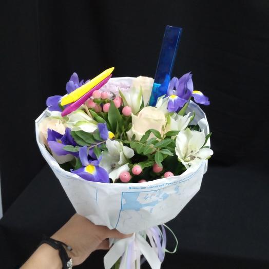 Школа: букеты цветов на заказ Flowwow