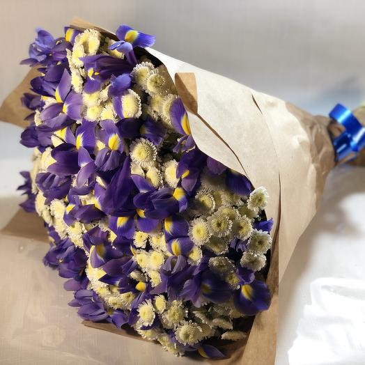 Радость встречи ХЛ: букеты цветов на заказ Flowwow