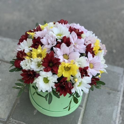 Краски радости: букеты цветов на заказ Flowwow