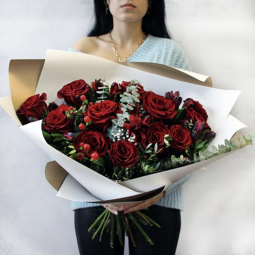 Букет 6: букеты цветов на заказ Flowwow