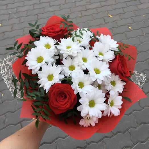 Анна: букеты цветов на заказ Flowwow