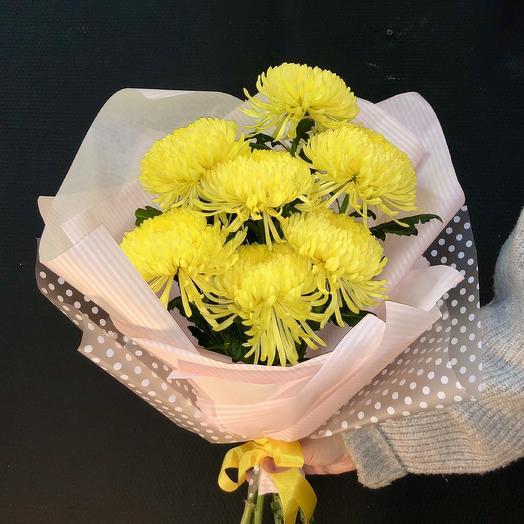 Букет с витамином С: букеты цветов на заказ Flowwow