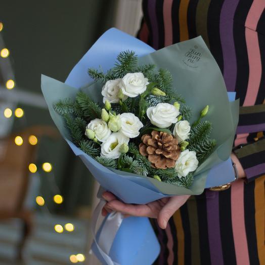 Букет «1 января»: букеты цветов на заказ Flowwow