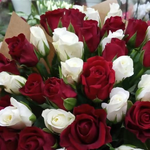 25 Однаголовая розы: букеты цветов на заказ Flowwow