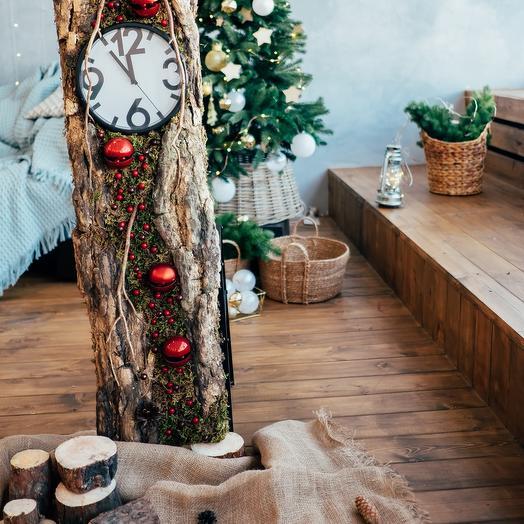 Часы праздничные