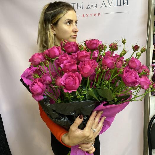 Малинки: букеты цветов на заказ Flowwow