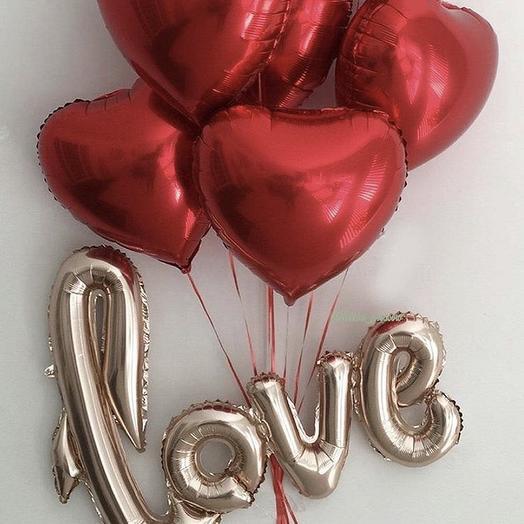 Композиция love