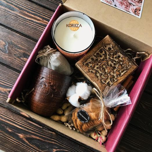 Подарочный набор «Индийский Box»