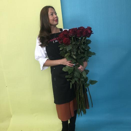 Роза 80 см 1 шт