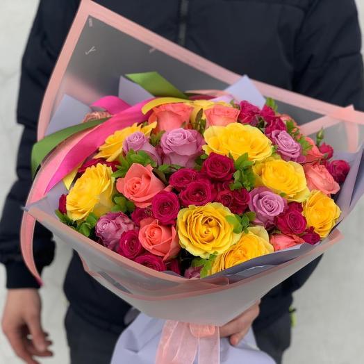 Рз01: букеты цветов на заказ Flowwow