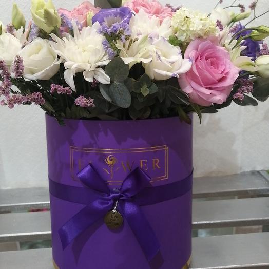 Ангельский полет: букеты цветов на заказ Flowwow