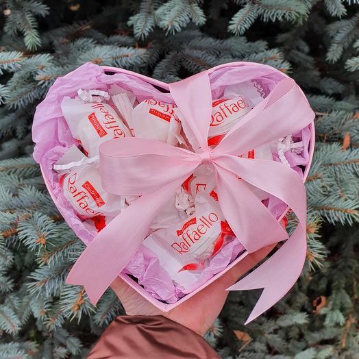 """Сладкий подарок """"Раффаэло"""""""