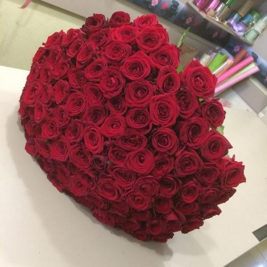 101 roses Ecuador