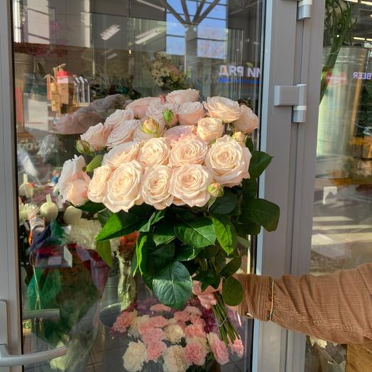 Роза бомбастик