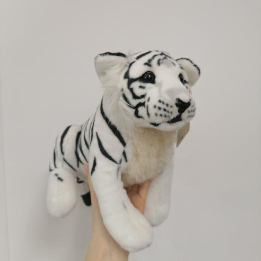 Тигрёнок белый