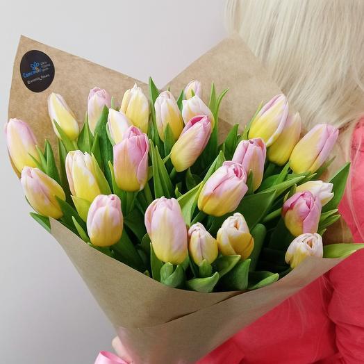 Тюльпаны (сортовые)
