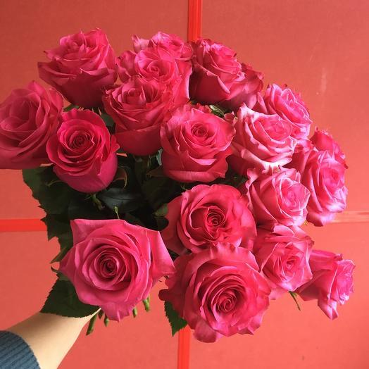 Роза 21 штука