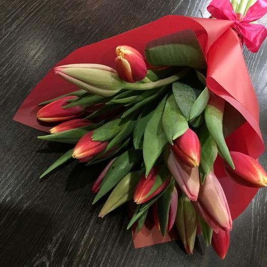 Bouquet of tulips 001