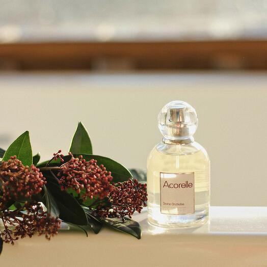 "Парфюмерная вода Divine Orchid ""Божественная орхидея"", Acorelle"