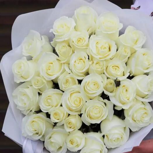Букет из роз эквадор