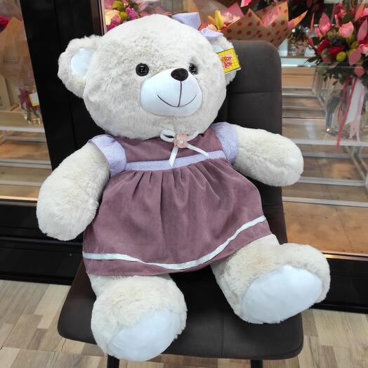 Медведь Девочка