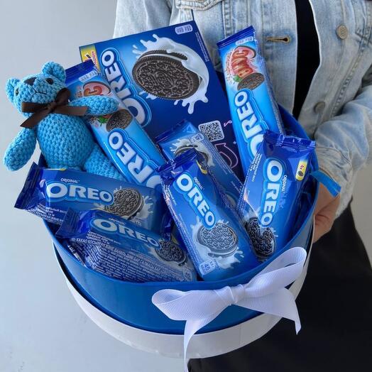 Сладкий подарок Oreo
