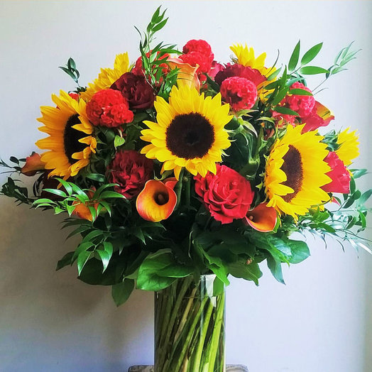 Наваждение (Букет 257): букеты цветов на заказ Flowwow