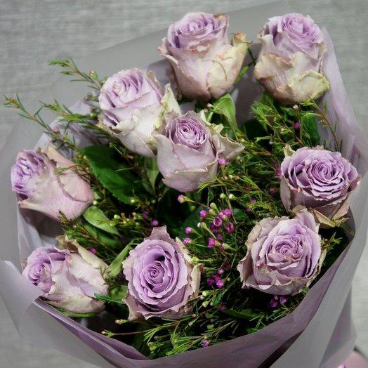 Легкое увлечение: букеты цветов на заказ Flowwow