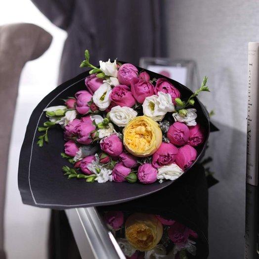Букет Oxford: букеты цветов на заказ Flowwow