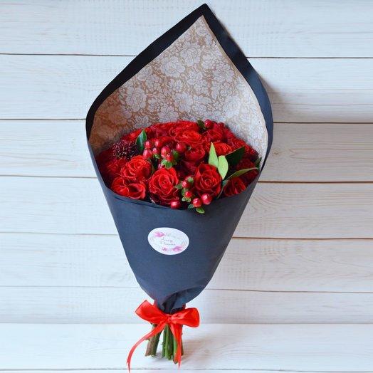 Долгожданная встреча: букеты цветов на заказ Flowwow
