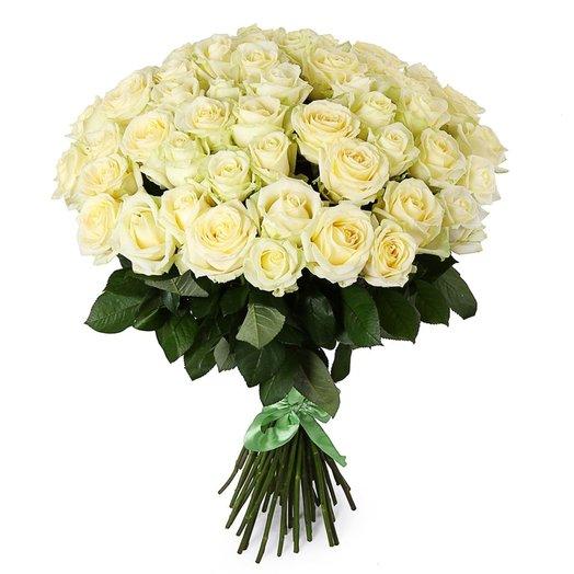 51 роза! Северное сияние!: букеты цветов на заказ Flowwow