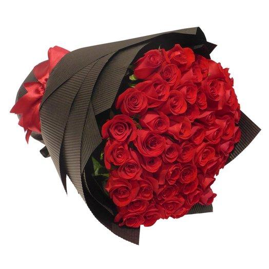 Букет  52 Кармель: букеты цветов на заказ Flowwow