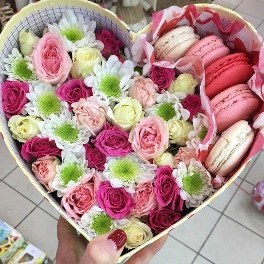 Валентин: букеты цветов на заказ Flowwow
